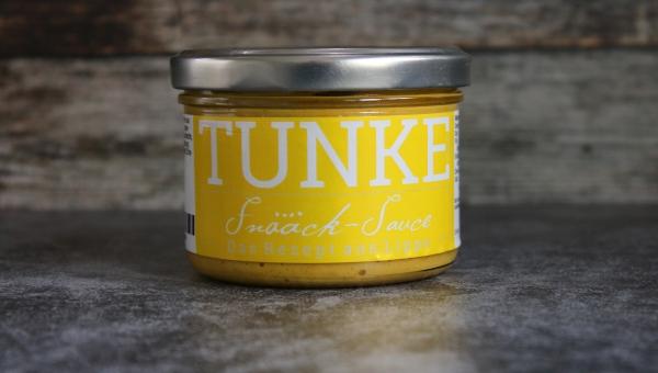 TUNKE |  Snääck-Sauce