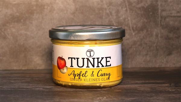 TUNKE |  Apfel & Curry