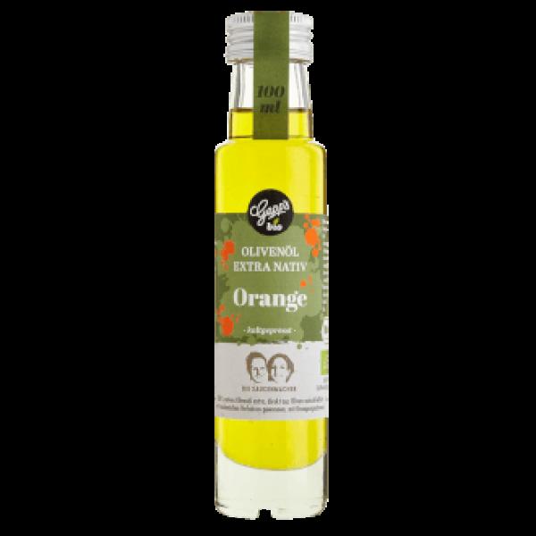 Gepps Olivenöl mit Orange 100ml