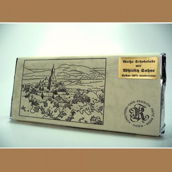 Fritz Roog Weiße Schokolade- Whiskey-Sahne