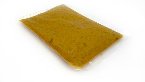 Linsen-Curry Eintopf - vegan