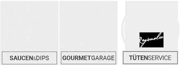 TUNKE | Tütenservice | Gourmetgarage-Logo