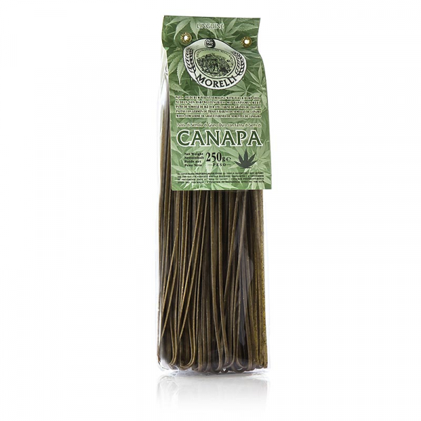Nudeln Linguine Canapa (mit Hanfmehl) 250g, Morelli 1860